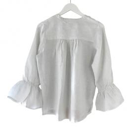 Linseed Designs Linen shirt - Sia pin stripe three colour